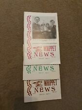 Whippet News May, June, July 1971