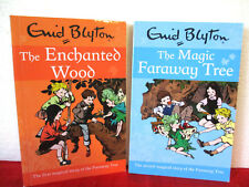 Enid Blyton THE ENCHANTED WOOD / THE MAGIC FARAWAY TREE  PB near new