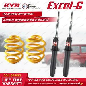 Front KYB EXCEL-G Shock Absorbers Lowered King Spring for HYUNDAI Sonata EF EF-B