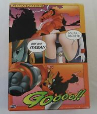 Godannar Original First Release DVD Complete Collection Box Set Region 1 NTSC