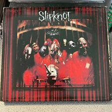 Slipknot S/T CD Digipak 1999 Frail Limb Nursery Purity Bonus Trax Joey Jordison