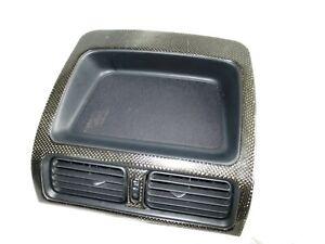Altezza IS200 IS300 SXE10 For Toyota Lexus Carbon sticker Dash Console Air Vent