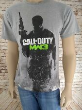 Call of Duty Modern Warfare 2 pre-order exclusive men's t-shirt size L 20x27
