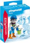 P5) PLAYMOBIL (5374) Artista con Scultura ghiaccio Special PLUS Serie