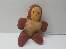 "GUND 7"" Monkey Cloth Face Stuffed Animal Ape Toy"