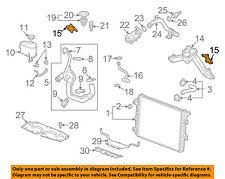GM OEM Radiator-Thermostat Housing Gasket 97223686