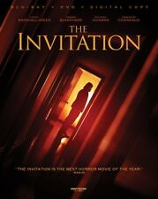 THE INVITATION New Sealed Blu-ray + DVD