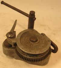 Imperial Brass Precision Bench Bender 289 F 12 Capacity Gear Type