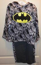 Brand New DC Comics Batman Hoodie Hooded Pullover & Sweatpants Set size 5-6