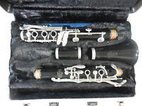 Bundy Resonite Selmer Clarinet Clarinet20