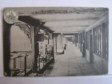 L&NWR RAILWAY POSTCARD - CHESTER - IN THE ROWS - CHESHIRE - c.1905