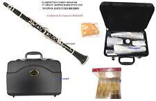Comet clarinetto sib in Resina/nichelate 17 chiavi
