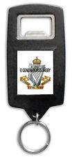 8TH KINGS ROYAL IRISH BOTTLE OPENER KEY RING