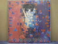 "PAUL MCCARTNEY - TUG OF WAR - 33 GIRI - LP - NM/MINT ""ALMOST SEALED"""