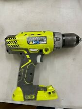"Ryobi P214 18V One+ Li-Ion 1/2"" Hammer Drill tool only"