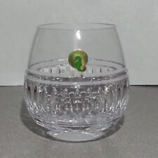 Waterford Crystal Red Wine Stemless Glass 12 oz