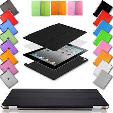 iPad 4 iPad 3 iPad 2 Cover Edles smart Case Schutz Hülle Tasche Cover TOP NEW