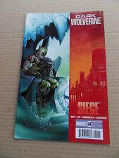 Dark Wolverine 84 . Marvel 2010 - VF - minus