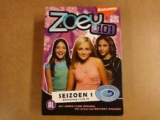 3-DVD BOX / ZOEY 101 - SEIZOEN 1 - AFLEVERING 1 T/M 13 ( NICKELODEON )
