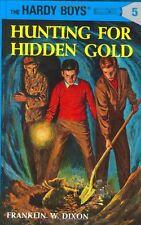 Hunting for Hidden Gold (Hardy Boys Mysteries),Franklin W. Dixon