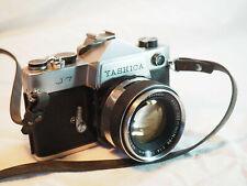 appareil photo ancien YASHICA J7 - AUTOYASHINON DX 50mm 1:1.4