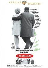 HOT MILLIONS (1968 Peter Ustinov) Region Free DVD - Sealed