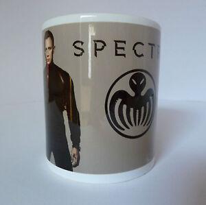 James Bond 007 Spectre Mug Daniel Craig Ideal Gift Present Christmas Birthday