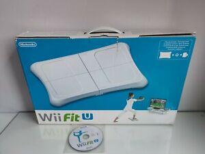 Wii Fit U With Wii U Balance Board
