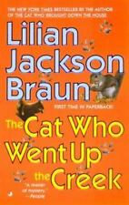 The Cat Who Went Up the Creek by Braun, Lilian Jackson Paperback