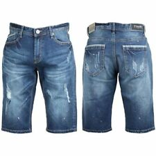 Unbranded Cotton Denim Shorts for Men
