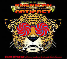 American Artifact: The Rise of American Rock Poster Art (DVD, 2014, 2-Disc Set)