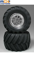 Tamiya Rear Tires/Wheels 58242 Wild Willy (2) TAM9805619