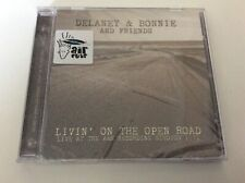 DELANEY AND BONNIE AND FRIENDS LIVE ON THE OPEN ROAD CD ALBUM NEW AND SEALED. H1