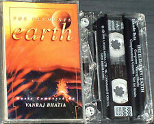 Vanraj Bhatia  The Elements Earth CASSETTE MUSIC TODAY INDIAN IMPORT
