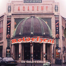 Live At Brixton Academy by Motörhead (CD, Nov-2003, Steamhammer)