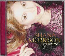 Shana MORRISON - 7 Wishes / NEU, new, 2002er Pop - CD ! Van Morrison Tochter ! !