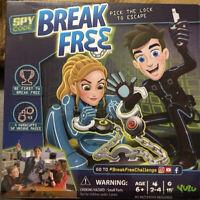 NIB Spy Code Break Free Game Set Age 6+