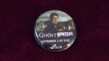 Ghost Hunters Grant Wilson T.A.P.S. SciFi Channel  Pinback Pin Badge Button  NEW