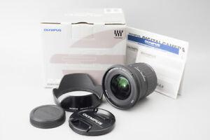 Olympus Zuiko Digital 9-18mm f4-5.6 ED Wide Angle Zoom Lens Fr Four Thirds Mount