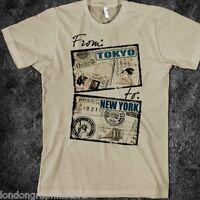 New York City T shirt, Tokyo, Japan, vacation, fashion, hoodie, tank top, new