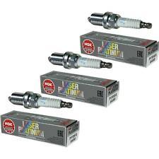 3X NGK Laser Platinum Premium Zündkerze 6458 Typ PFR6Q Zünd Kerze