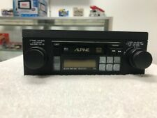 New ListingAlpine 7256 In dash cassette player refurbished and 3518 amp used