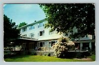 Windham NY, Windham Arms Hotel, Chrome New York c1955 Postcard