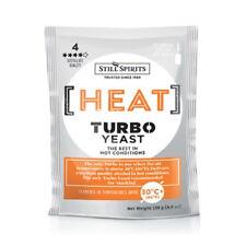 Still Spirits Turbo Heat wave Yeast home brew