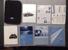 2006 Ford 500 Five Hundred Owner's Manual Guide Book #34