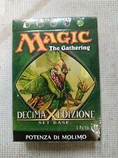 Magic MTG - Decima Edizione - Mazzo Tematico - Potenza di Molimo