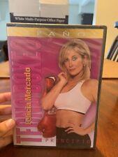 Tecno Boxeo: Principio DVD - Felicia Mercado (DVD, 2003)