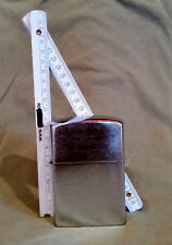 MEGA Feuerzeug Sturmfeuerzeug 11cm. Benzinfeuerzeug Lighter Retro Zigarette