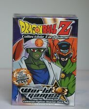 DragonBall Z World Games Starter Deck Sealed Collectible Card Game