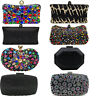 Women's Evening Clutch Bags Formal Party Clutches Wedding Purses Cocktail Prom